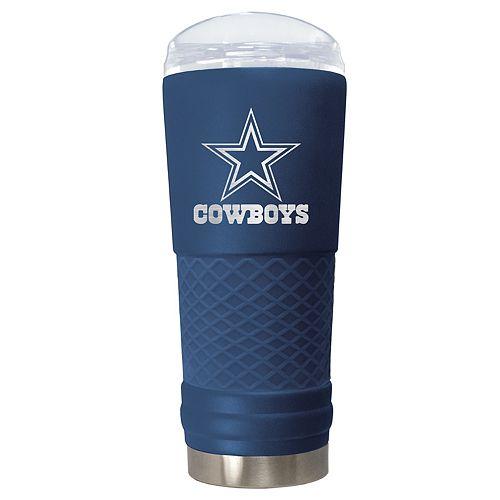NFL Dallas Cowboys 24oz Color Blitz Draft Tumbler