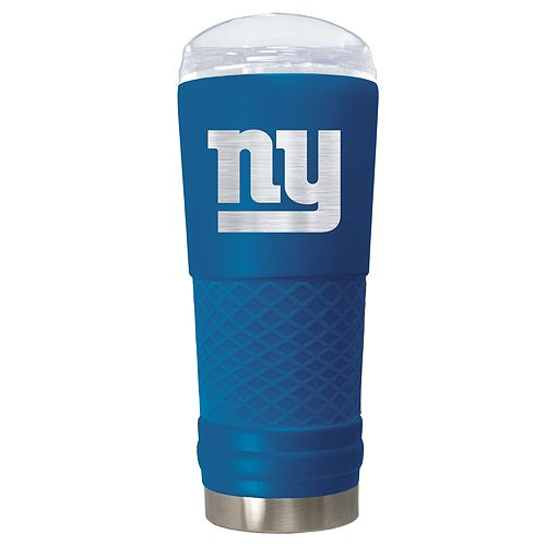 NFL New York Giants 24oz Color Blitz Draft Tumbler