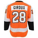 Boys 8-20 Philadelphia Flyers Claude Giroux Replica Jersey