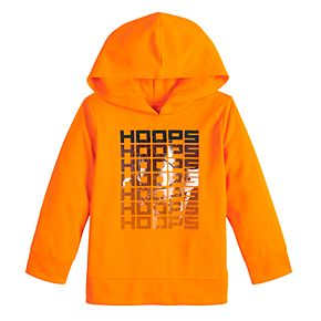 Toddler Boy Jumping Beans® Tricot Athletic Hoodie