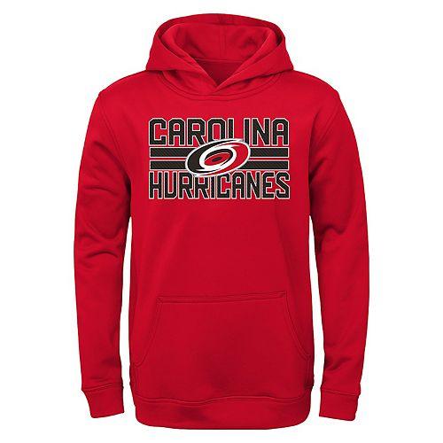 Boys 4-20 Carolina Hurricanes Wordmark Hoodie