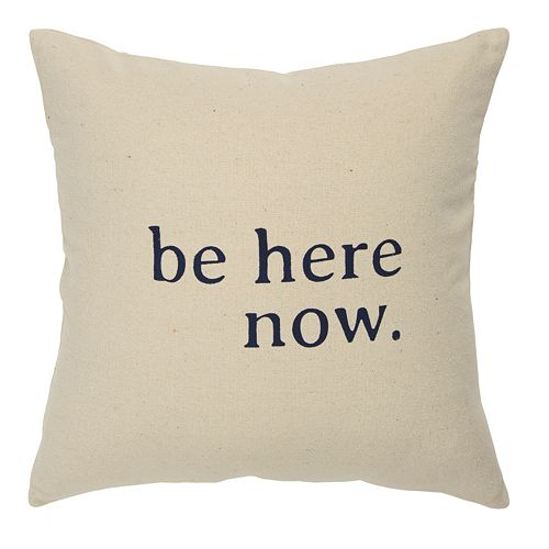 Rizzy Home Beth Throw Pillow