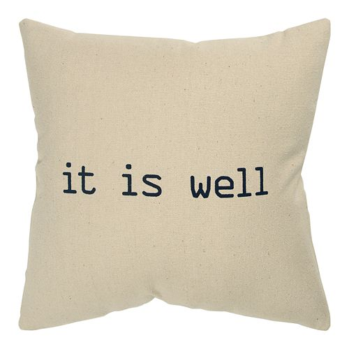 Rizzy Home Meghan Throw Pillow