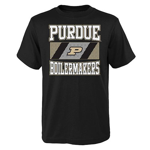Boys 4-20 Purdue Boilermakers College Team Pride Tee
