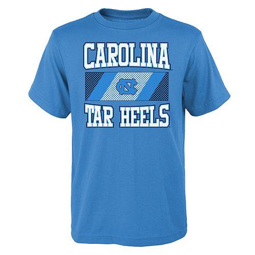 Boys 4-20 North Carolina Tar Heels College Team Pride Tee