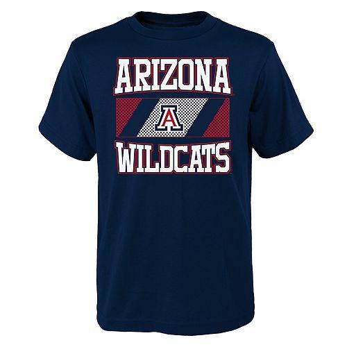 Boys 4-20 Arizona Wildcats College Team Pride Tee