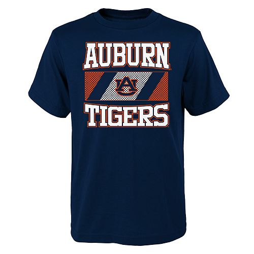 Boys 4-20 Auburn Tigers College Team Pride Tee