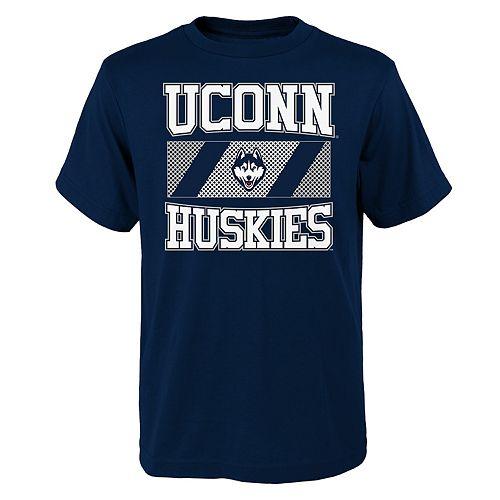 Boys 4-20 UConn Huskies College Team Pride Tee