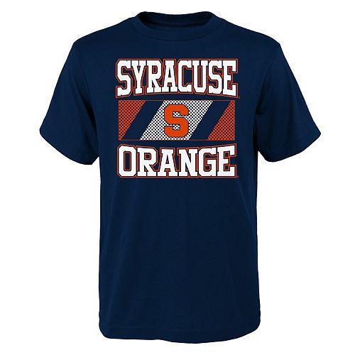 Boys 4-20 Syracuse Orange College Team Pride Tee