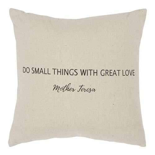 Rizzy Home Do Small Throw Pillow