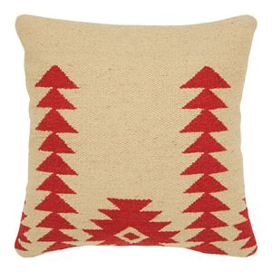 Rizzy Home Darla Throw Pillow