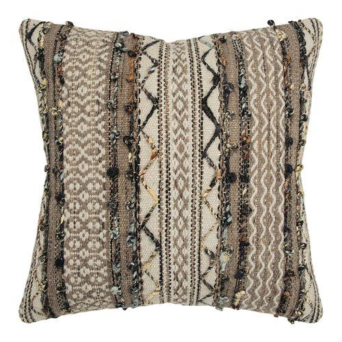 Rizzy Home Lori Throw Pillow