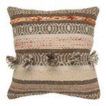 Rizzy Home Allison Throw Pillow