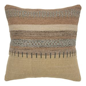 Rizzy Home Courtney Throw Pillow