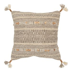 Rizzy Home Christy Throw Pillow