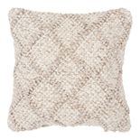 Rizzy Home Denise Donny O Home Throw Pillow