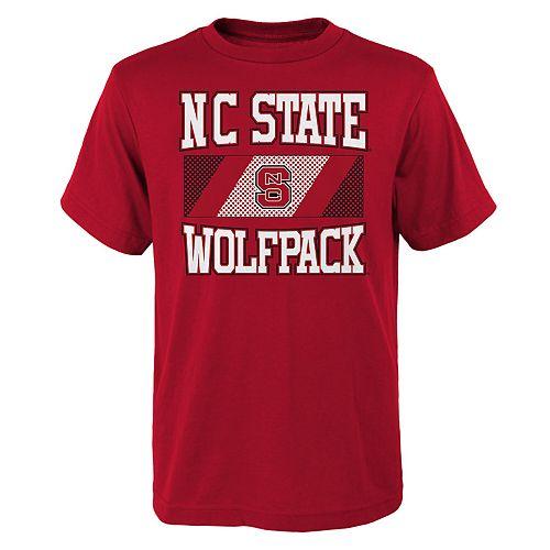 Boys 4-20 North Carolina State Wolfpack College Team Pride Tee