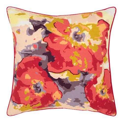 Rizzy Home Jaime Connie Post Throw Pillow