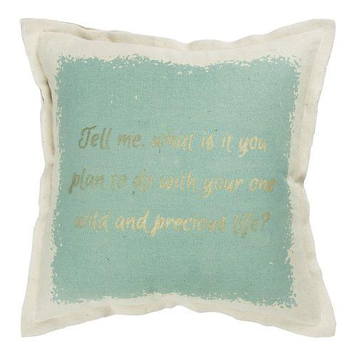 Rizzy Home Kristi Throw Pillow