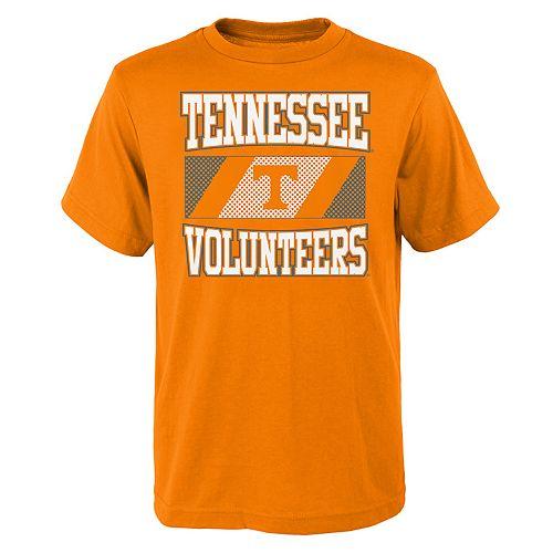 Boys 4-20 Tennessee Volunteers College Team Pride Tee