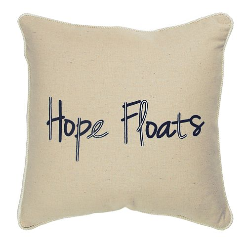 Rizzy Home Nichole Throw Pillow