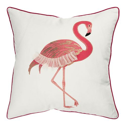 Rizzy Home Brenda Throw Pillow