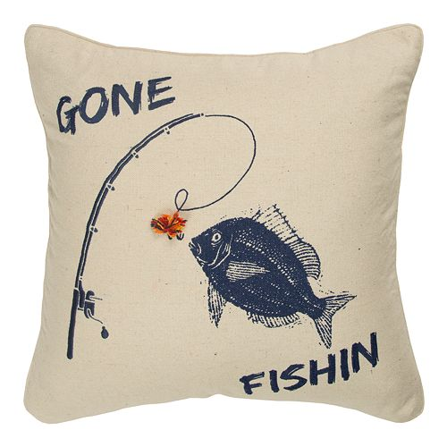 Rizzy Home Michele Throw Pillow