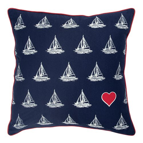 Rizzy Home Lindsey Throw Pillow