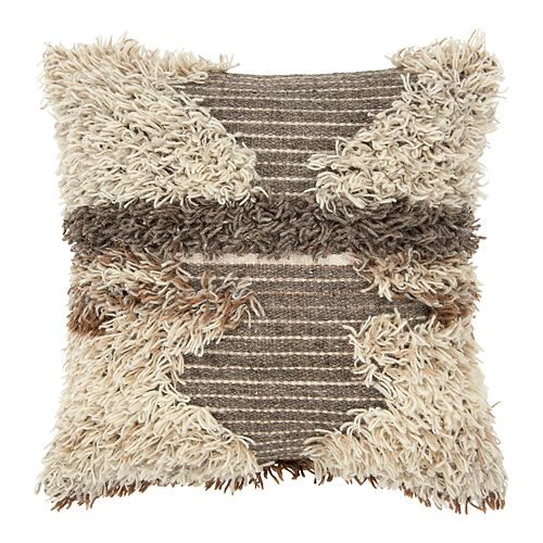 Rizzy Home Amy Throw Pillow
