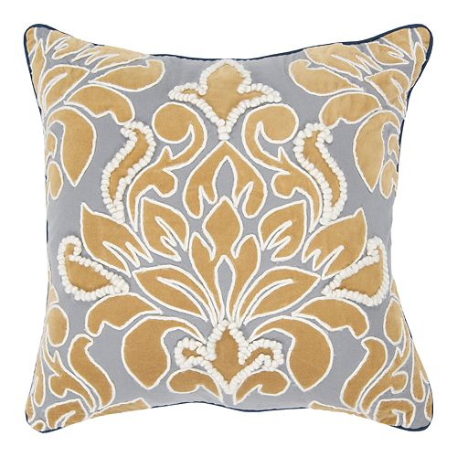 Rizzy Home Michelle Throw Pillow