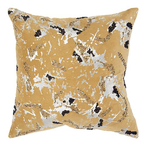 Rizzy Home Nicole Throw Pillow