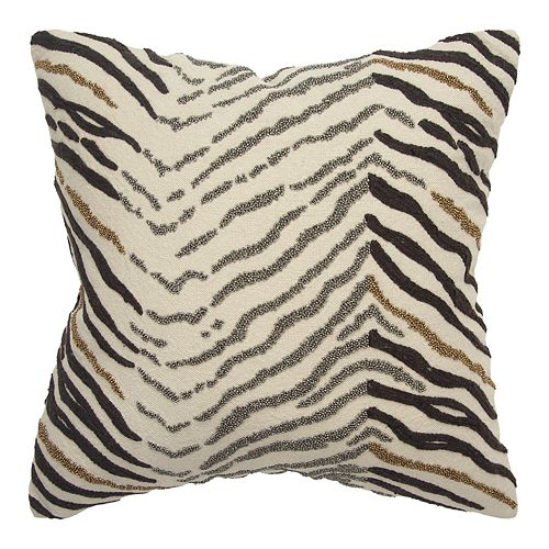 Rizzy Home Heather Throw Pillow