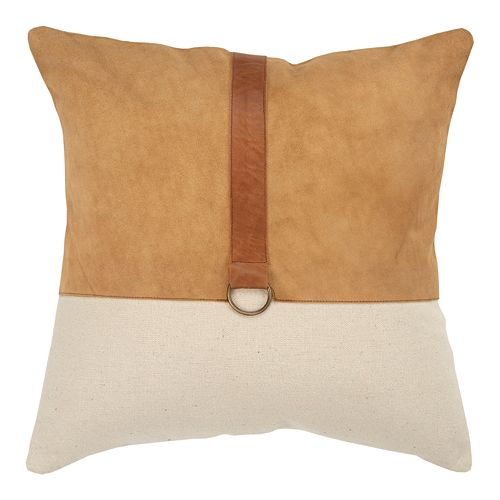 Rizzy Home Emily Throw Pillow