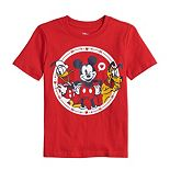 Disney's Mickey Mouse Boys 4-12 Valentine's Graphic Tee by Jumping Beans®