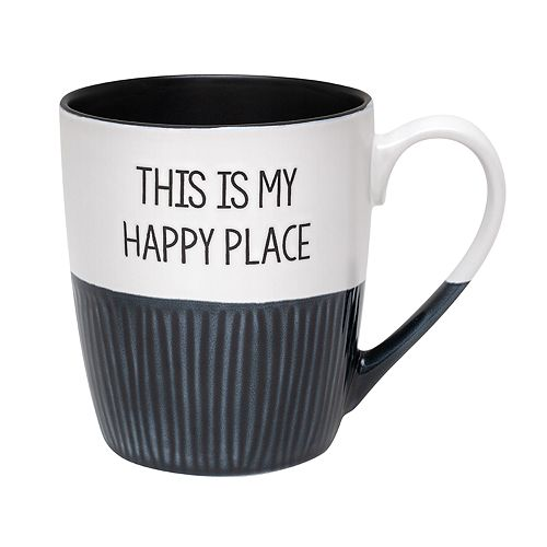 Enchante This Is My Happy Place Mug