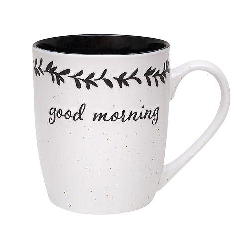 Enchante Good Morning Mug