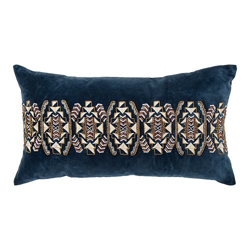 Rizzy Home Kelly Throw Pillow