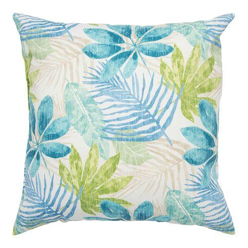 Rizzy Home Rhonda Indoor/Outdoor Throw Pillow