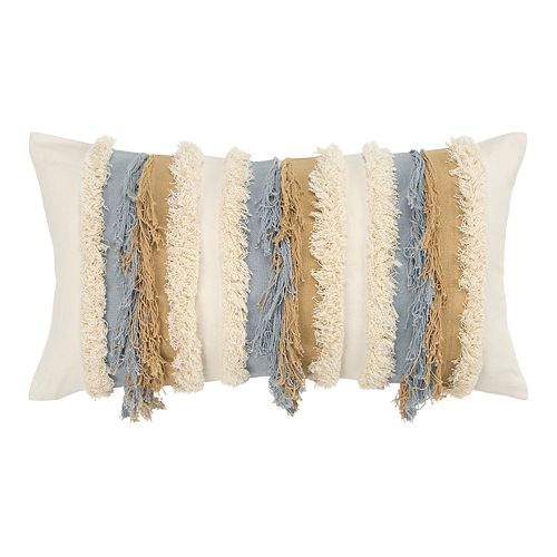 Rizzy Home Rebecca Throw Pillow