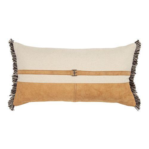 Rizzy Home Megan Throw Pillow