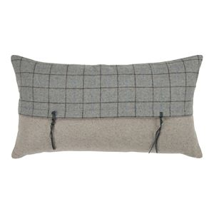 Rizzy Home Tara Throw Pillow
