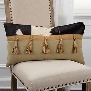 Rizzy Home Leah Throw Pillow