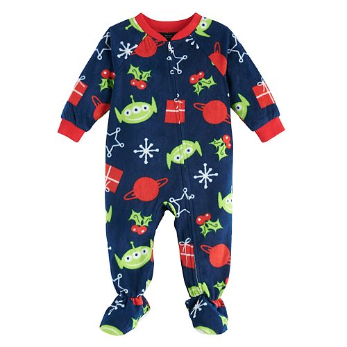 Disney / Pixar's Toy Story 4 Baby Footed Pajamas by Jammies For Your Families