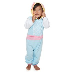 Disney / Pixar's Toy Story 4 Toddler Girl Bo Peep One-Piece Pajamas by Jammies For Your Families