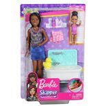 Barbie® Skipper® Babysitters INC? Dolls & Playset