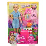 Barbie® Travel Doll And Accessories