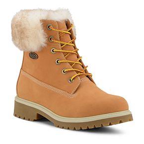 Lugz Convoy Fur Women's Ankle Boots