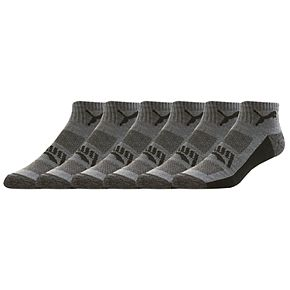 Men's PUMA Cool Cell Performance Quarter Socks
