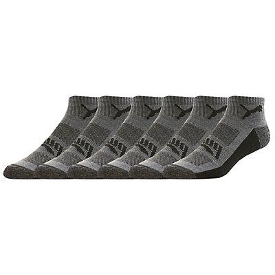 Men's PUMA Cool Cell Performance Quarter Socks