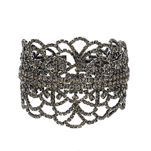 Simply Vera Vera Wang Lace Bangle Bracelet